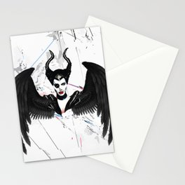 Pirate Maleficent Stationery Cards
