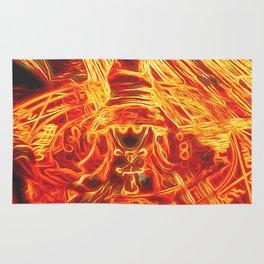 Incendium Waltz Rug