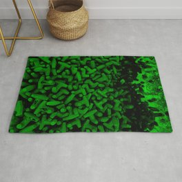 Cluster of Tetrapods (COLORS 1.1) Rug