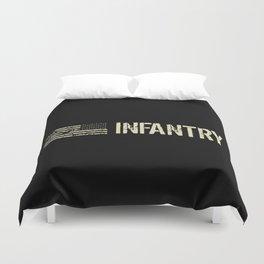 U.S. Military: Infantry Duvet Cover
