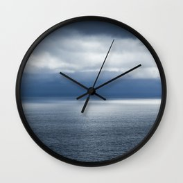 Malibu, Cali Wall Clock