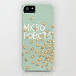 microrobo iPhone Case