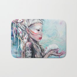 Yolandi The Rat Mistress 	 Bath Mat