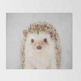 Hedgehog - Colorful Decke