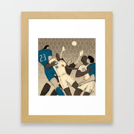 History of FIFA World Cup - Germany 2006 Framed Art Print