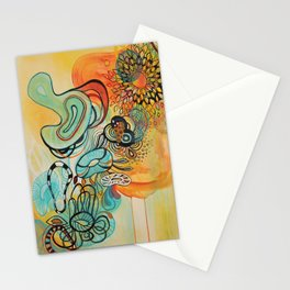 Reptar Stationery Cards