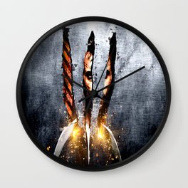 The Weapon XFactor Wall Clock