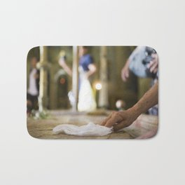 Stone of the Anointing Bath Mat