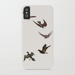 Holding Pattern iPhone Case