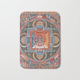 Mandala of Jnanadakini Bath Mat