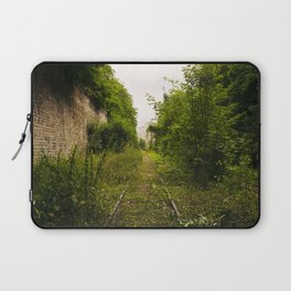Il y avait autrefois seulement vous // Once there was only you Laptop Sleeve