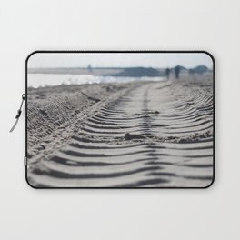 Traces in the sand 2 Laptop Sleeve