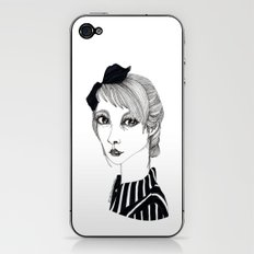 Lorenza iPhone & iPod Skin