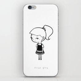Budak Perempuan  iPhone Skin