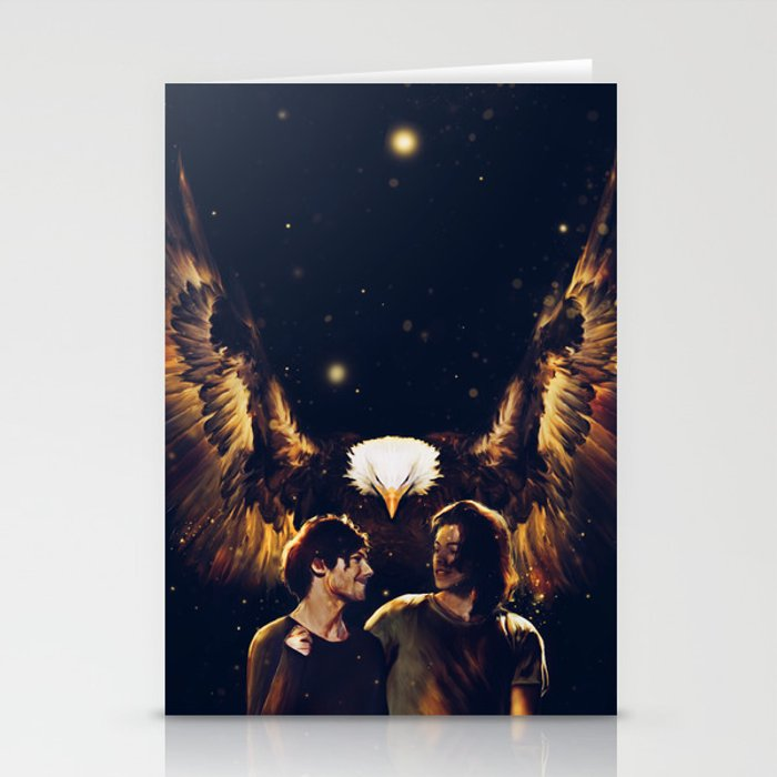Wings Stationery Cards