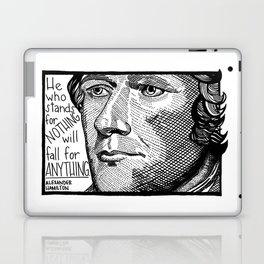 Alexander Hamilton Laptop & iPad Skin