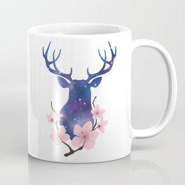 Blossom Deer Coffee Mug