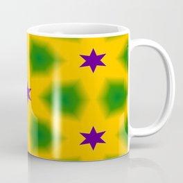 Mardi Gras Stars 3599 Coffee Mug