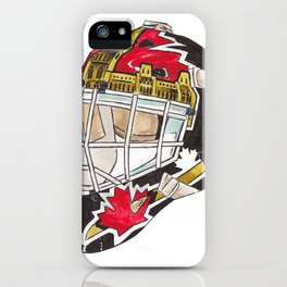 Beaupre - Mask 2 iPhone Case