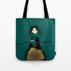 Monawalk Tote Bag