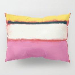 Rothko Inspired #24 Pillow Sham