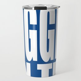 Bigger on the Inside Travel Mug