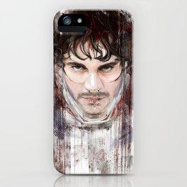 Mr Graham iPhone Case