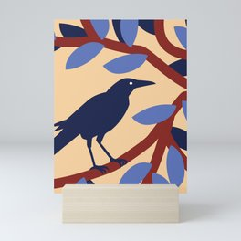 Grackle Mini Art Print