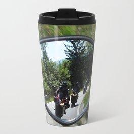 excursion by motorcycle 2 Travel Mug