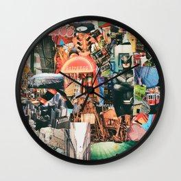 SF Wall Clock