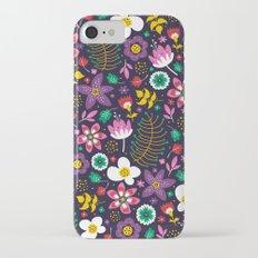 Sweet Viola iPhone 7 Slim Case