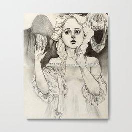 Night Terrors Metal Print