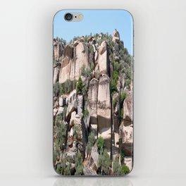 Unusual Rock Formations Near Cine iPhone Skin