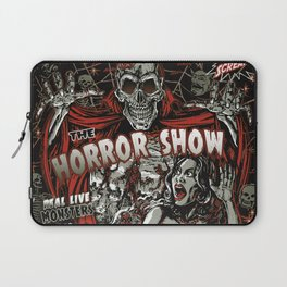 The Horror Show Laptop Sleeve