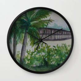 El Jobean MM160216m Wall Clock