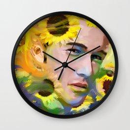Joseph Gordon Levitt Wall Clock