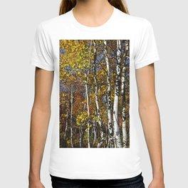 Yellow Quaking Aspen T-shirt