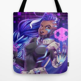 I can Hack everything Tote Bag
