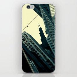 Perils of the Big City iPhone Skin