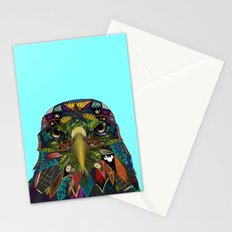 American Eagle blue Stationery Cards