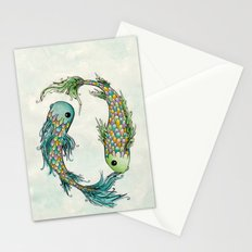 Chasing Tails Stationery Cards