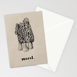 Morel Stationery Cards
