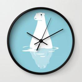 Polar Bearberg Wall Clock