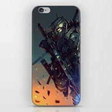Heavy Fire iPhone & iPod Skin