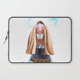 MARIA FROM SERRA DA ESTRELA-PORTUGAL Laptop Sleeve