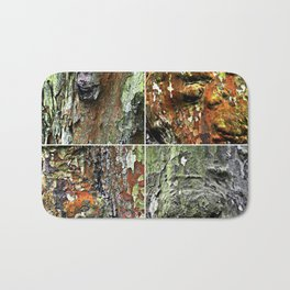 Tableau of Archetypal Structures Bath Mat