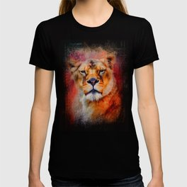 Colorful Expressions Lioness T-shirt