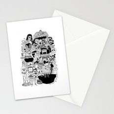 KIDS DOOM Stationery Cards