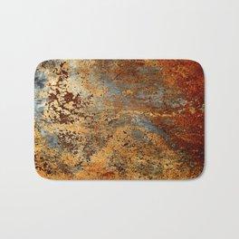 Beautiful Rust Bath Mat