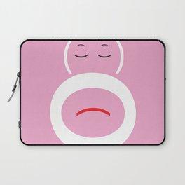 Monkey Face Laptop Sleeve